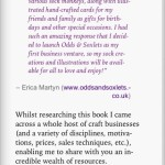 Crafting A Successful Business - iBook Extract Erica Martyn 3