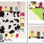 7c-2013-0004-Green-Pink-Moo-Cow-Tag-Blanket-PREVIEW---Odds-&-Soxlets---Copyright-Erica-Martyn