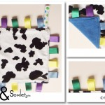7c-2013-0006-Blue-Moo-Cow-Tag-Blanket-PREVIEW---Odds-&-Soxlets---Copyright-Erica-Martyn
