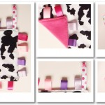 7c-2013-0008-PINK-Moo-Cow-Tag-Blankets-&-Bibs-PREVIEW---Odds-&-Soxlets---Copyright-Erica-Martyn