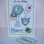 Odds-&-Soxlets---Harry's-Monster-Card---Monstroubles---Copyright-Erica-Martyn