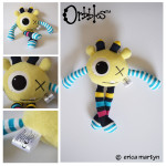 Orbbles-DODDLE-Pastel-Yellow-Medium-Alien-Odds-and-Soxlets-Copyright-Erica-Martyn-LARGE-PREVIEW
