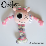 Orbbles-FLOSSIE-Pastel-Pink-Medium-Alien-Odds-and-Soxlets-Copyright-Erica-Martyn-FULL-LARGE-PREVIEW-TEMPLATE