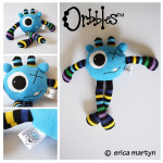 Orbbles-HICUP-Bright-Blue-Medium-Alien-Odds-and-Soxlets-Copyright-Erica-Martyn-LARGE-PREVIEW-TEMPLATE