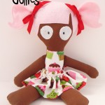 PINK-CUPCAKE-GIRL-Basic-Fabric-Dinkie-Dollie-Large-Preview-Copyright-Erica-Martyn