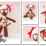 PINK-CUPCAKE-GIRL-Dinkie-Dollie-PREVIEW-Copyright-Erica-Martyn