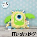 Monstroubles-Batch-05-NEW-MONSTERS-6e-2016-001-Yellow-Rose-Little-Chicks-Odds-and-Soxlets-Copyright-Erica-Martyn-PREVIEW-Sqaure-Full