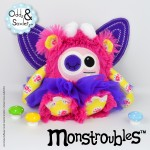 Monstroubles-Batch-33-6b-2015-0080-FAIRY-Pink-Violet-Yellow-Flowers-Odds-and-Soxlets-Copyright-Erica-Martyn-PREVIEW-FULL