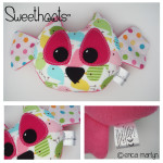 Sweethoots-MEDIUM-OWL-Pink-Little-Chicks-Odds-and-Soxlets-Copyright-Erica-Martyn-LARGE-PREVIEW