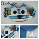 Sweethoots-MEDIUM-OWL-Stripes-Dinos-Blue-Odds-and-Soxlets-Copyright-Erica-Martyn-LARGE-PREVIEW