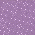 Rose & Hubble - Lilac Hearts & Dots