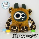 Monstroubles-Batch-04-6b-2016-006-Biddy-Honey-Fur-Giraffe-Plush-Odds-and-Soxlets-Copyright-Erica-Martyn-PREVIEW-FULL
