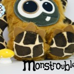 Monstroubles-Batch-04-6b-2016-006-Biddy-Honey-Fur-Giraffe-Plush-Odds-and-Soxlets-Copyright-Erica-Martyn-PREVIEW-Toes