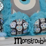 Monstroubles-Batch-05-NEW-MONSTERS-6g-2016-001-BED-Turquoise-Fluffy-Dark-Sugar-Skulls-Odds-and-Soxlets-Copyright-Erica-Martyn-PREVIEW-Lanscape-TOES