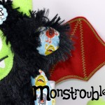 Monstroubles-Batch-15-6b-2015-0036-DRAGON-Black-Lime-Red-Odds-and-Soxlets-Copyright-Erica-Martyn-PREVIEW-WINGS