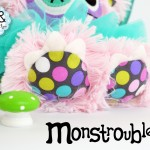 Monstroubles-Batch-16-6b-2015-039-FAIRY-Baby-Pink-Purple-Orchard-Dots-Teal-Odds-and-Soxlets-Copyright-Erica-Martyn-PREVIEW-FEET