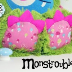 Monstroubles-Batch-21-6d-2015-0023-Green-Pink-Toadstools-Odds-and-Soxlets-Copyright-Erica-Martyn-PREVIEW-FEET
