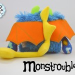 Monstroubles-Batch-22-6b-2015-0055-DRAGON-Blue-Orange-Yellow-Ocean-Odds-and-Soxlets-Copyright-Erica-Martyn-PREVIEW-BACK
