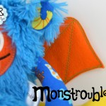 Monstroubles-Batch-22-6b-2015-0055-DRAGON-Blue-Orange-Yellow-Ocean-Odds-and-Soxlets-Copyright-Erica-Martyn-PREVIEW-WINGS