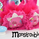 Monstroubles-Batch-3-6b-2015-005-FAIRY-Bright-Pink-Toadstool-Odds-and-Soxlets-Copyright-Erica-Martyn-PREVIEW-FEET