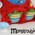 Monstroubles-Batch-4-6b-2015-006-DRAGON-Red-Blue-Green-Stripesl-Odds-and-Soxlets-Copyright-Erica-Martyn-PREVIEW-FEET