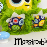 Monstroubles-Batch-4-6b-2015-007-Green-Blue-Floral-Odds-and-Soxlets-Copyright-Erica-Martyn-PREVIEW-FEET