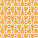 Riley Blake - Floral Yellow